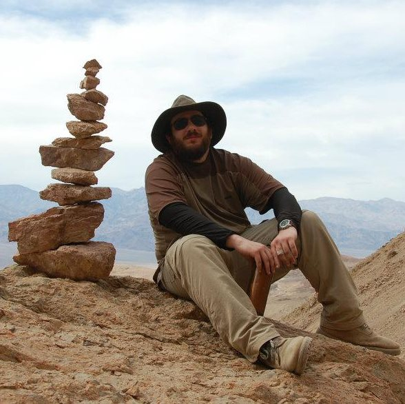 Photo of Dr Richard Bono